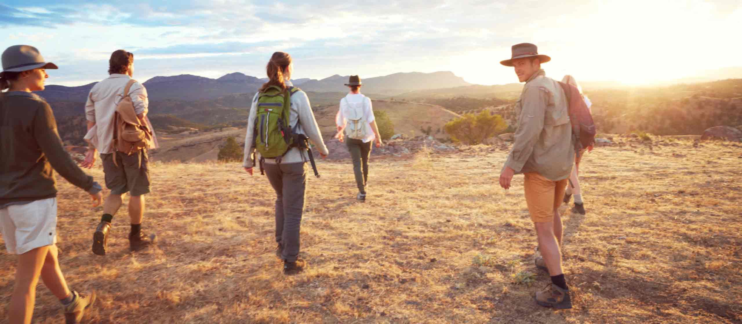 Flinders Ranges & Heysen Trail