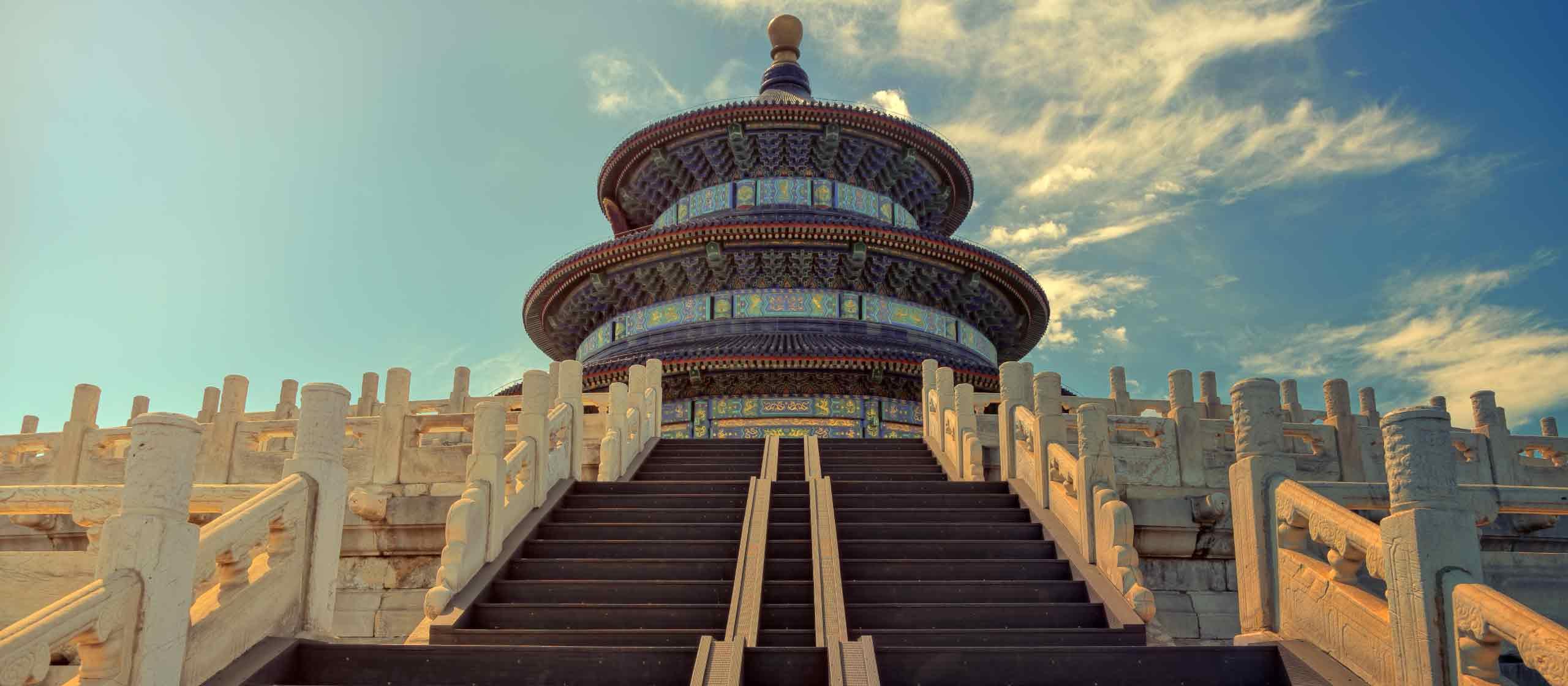 Beijing & Great Wall