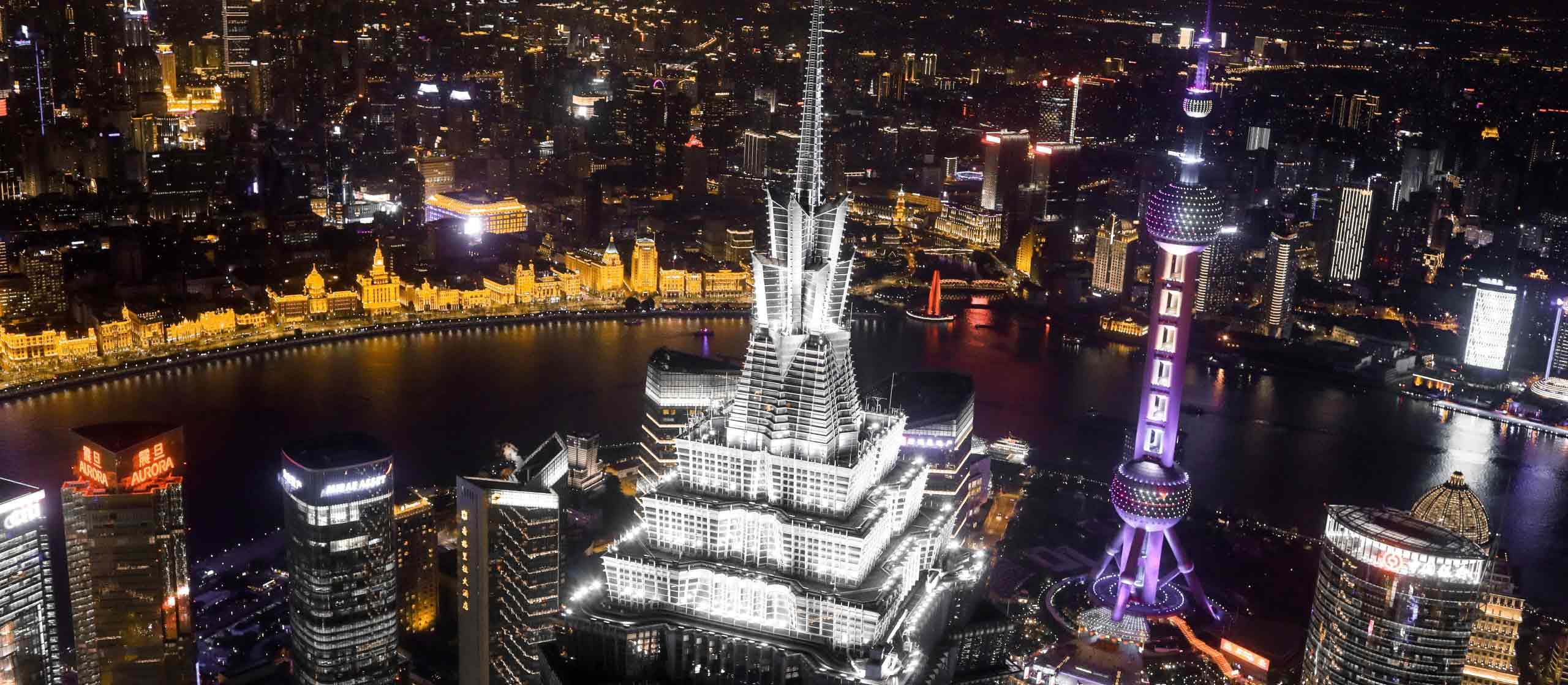 Shanghai & Surroundings