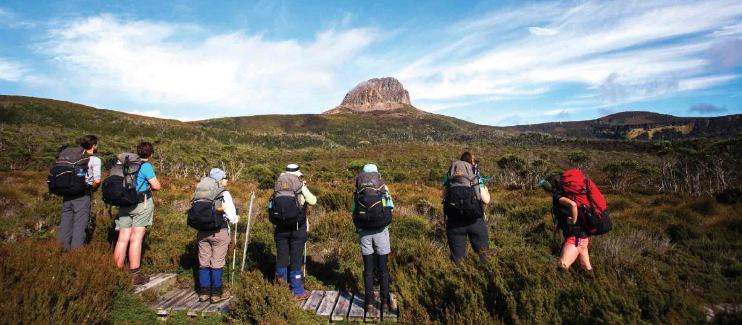 Cradle Mountain & Overland Track