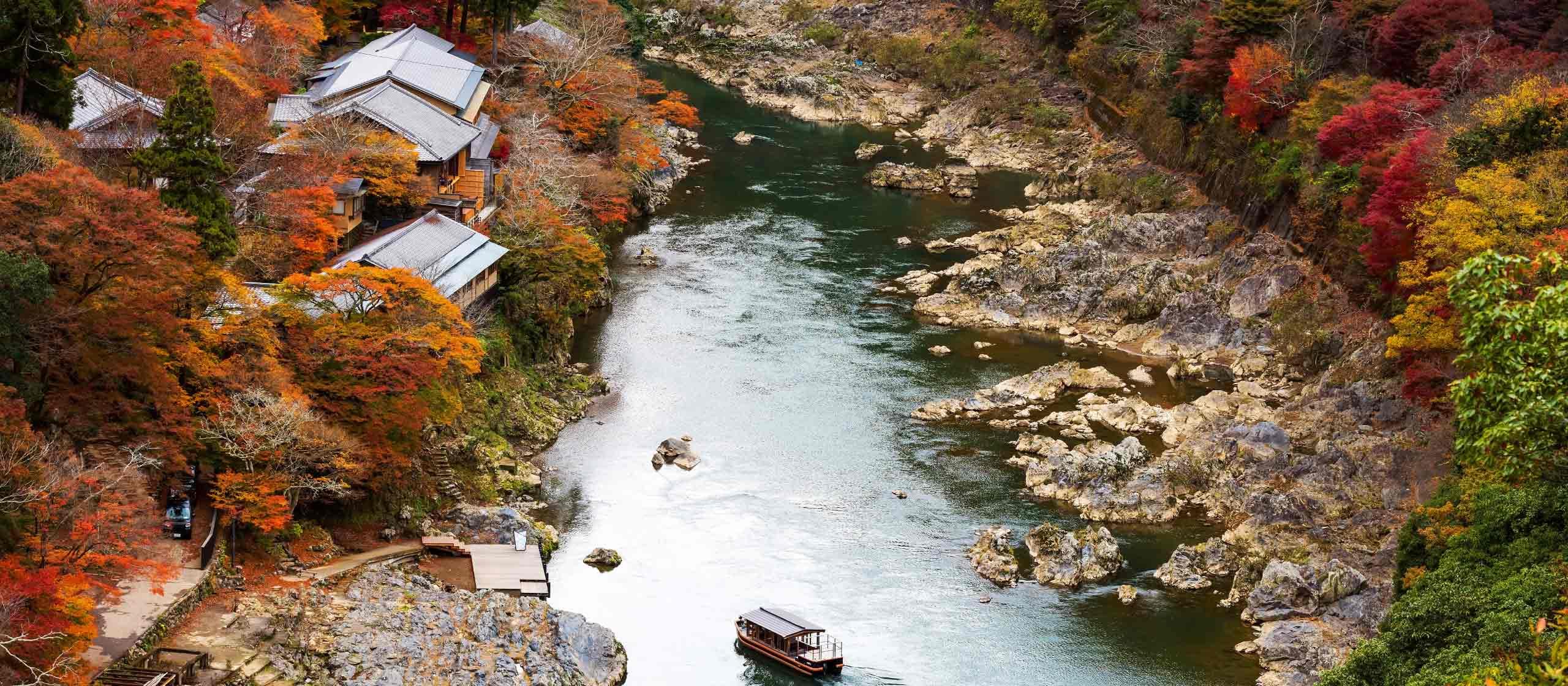 Around Kyoto
