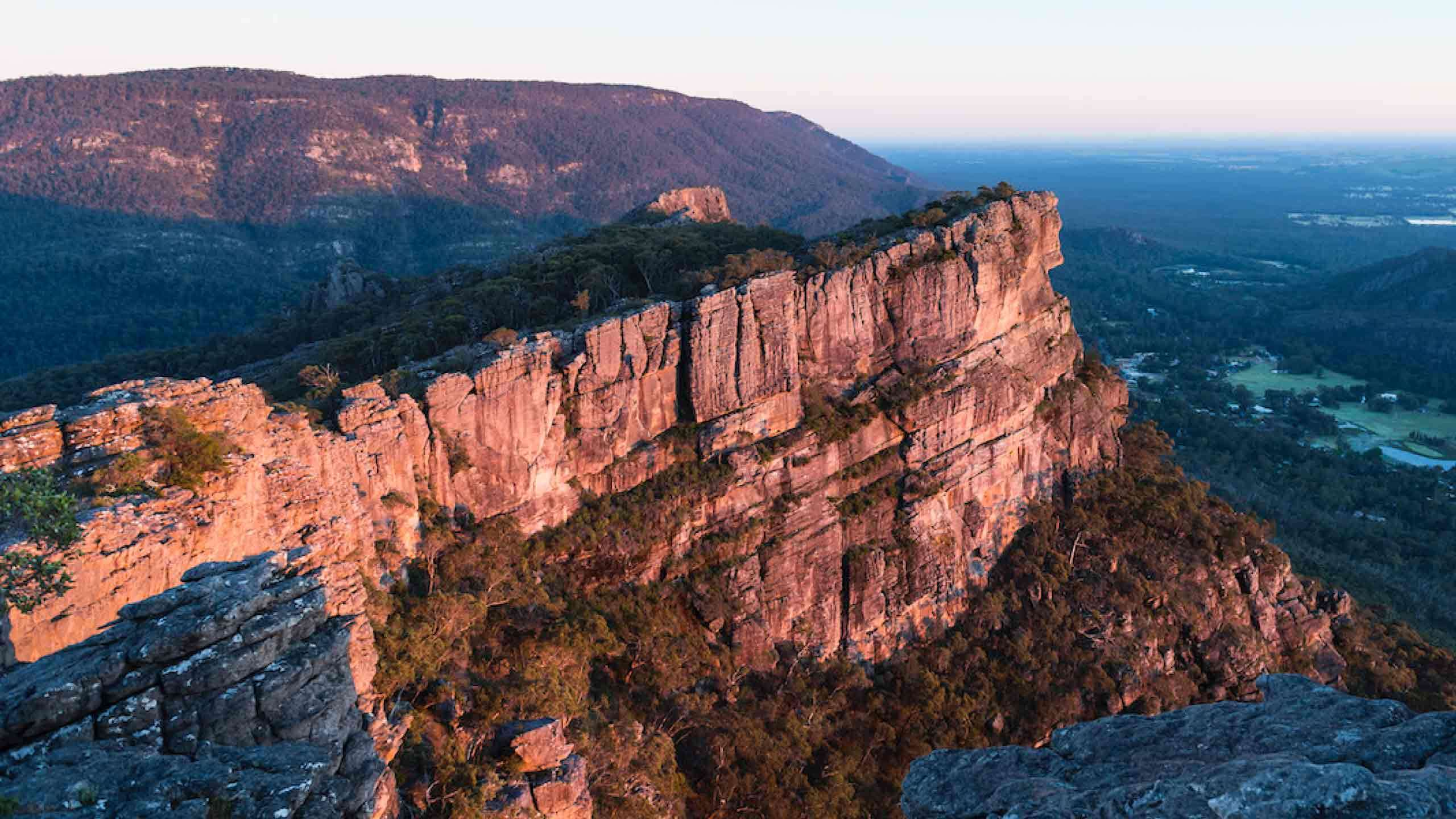 Grampians Northern Luxe Hiking 5D4N, Guided