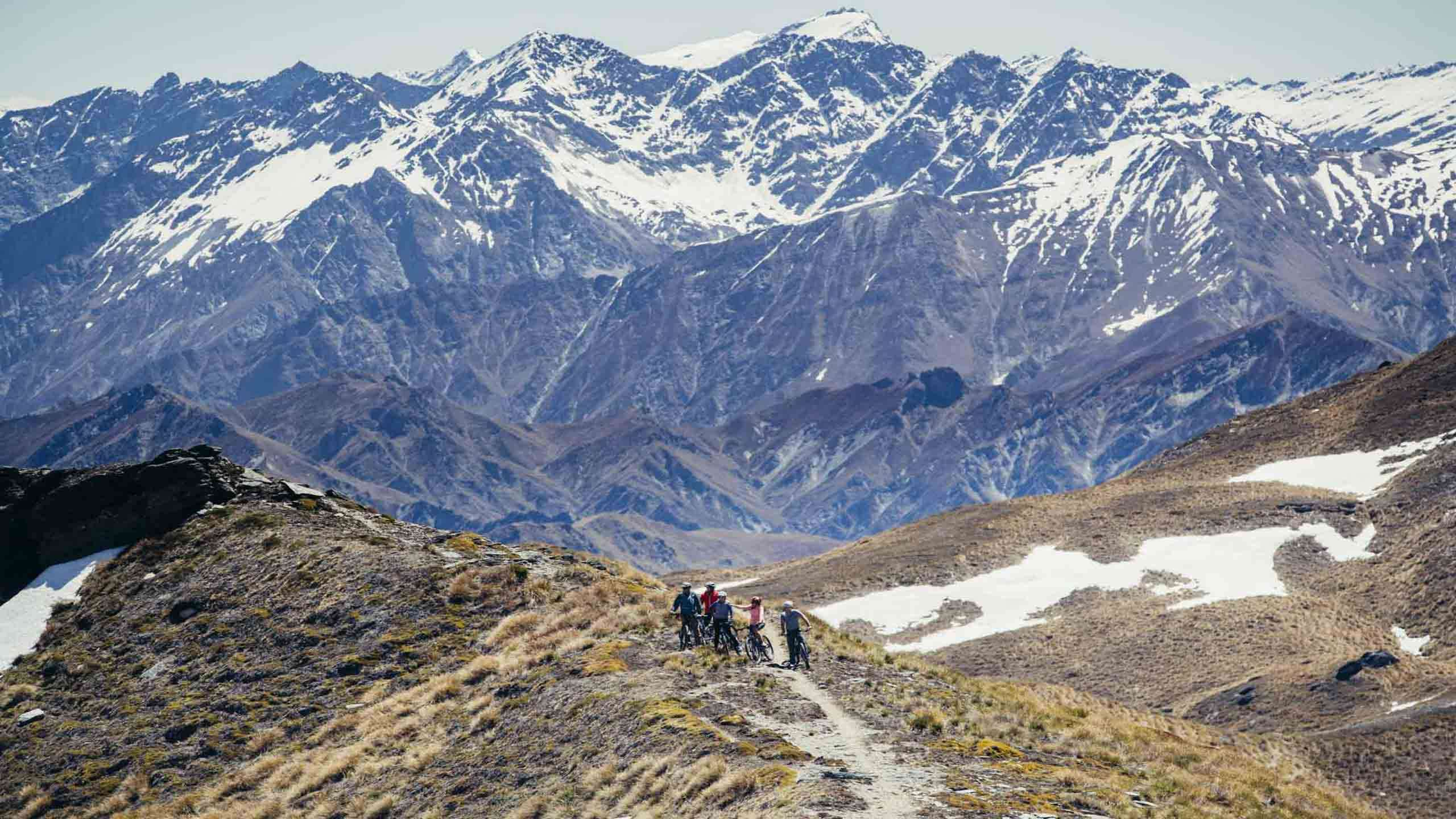 Ultimate Luxury South Island Cycle 6D5N, Partially Guided