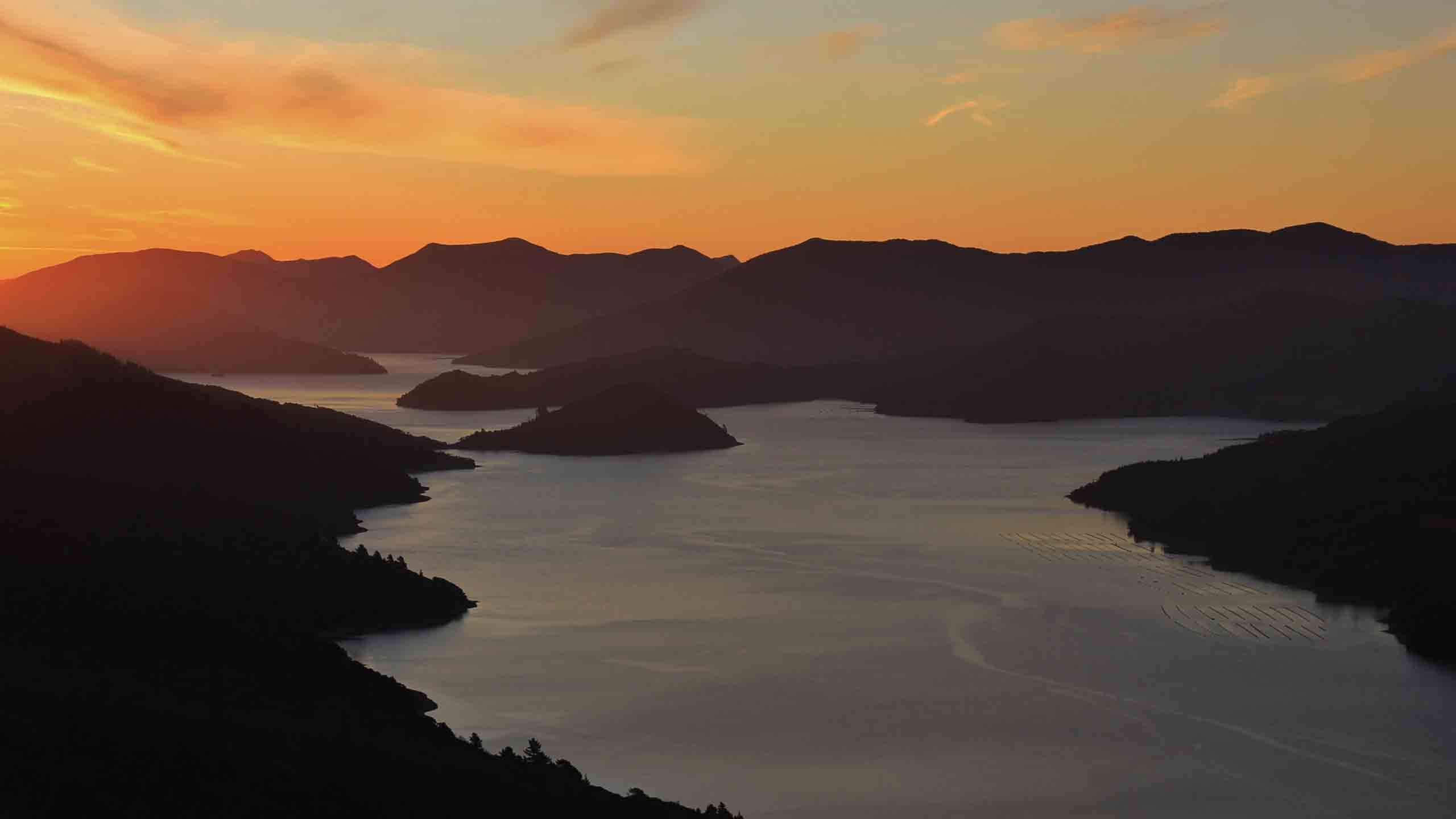 Queen Charlotte Track 'Lodge to Lodge' Walk 4D3N, Fully Guided