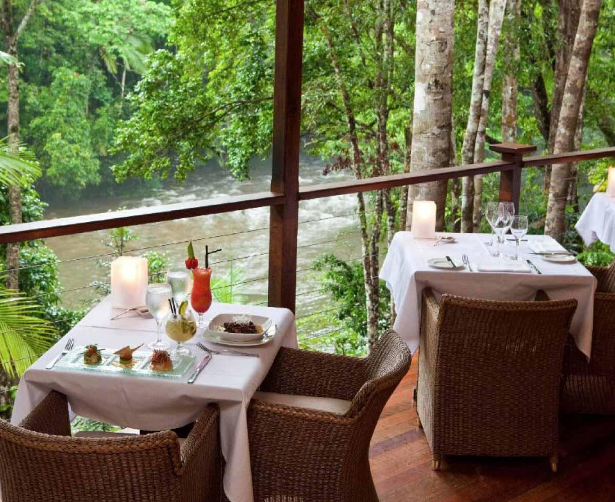 Fine Dining in Australia's Luxury Lodges