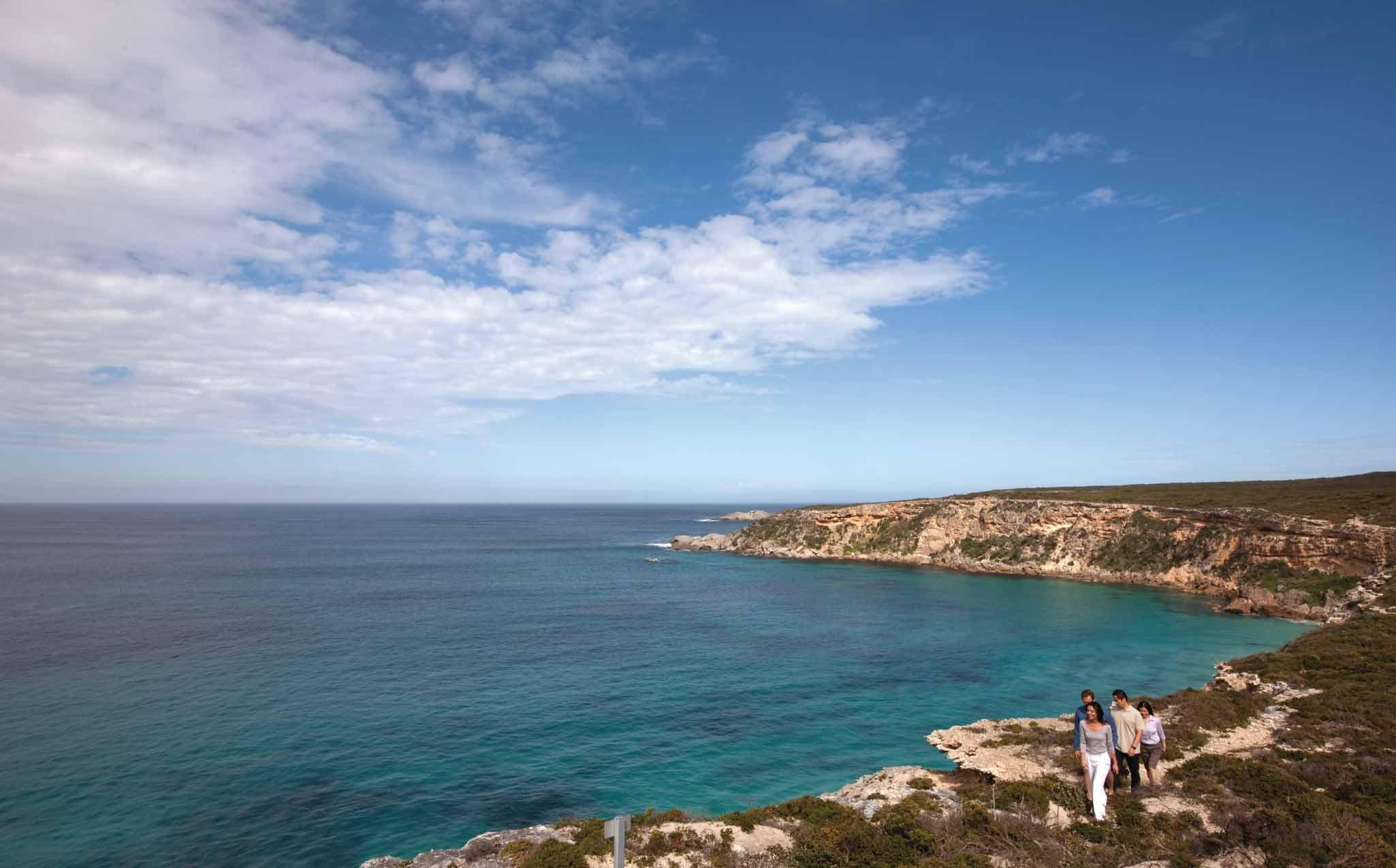 Kangaroo Island Luxury Walk