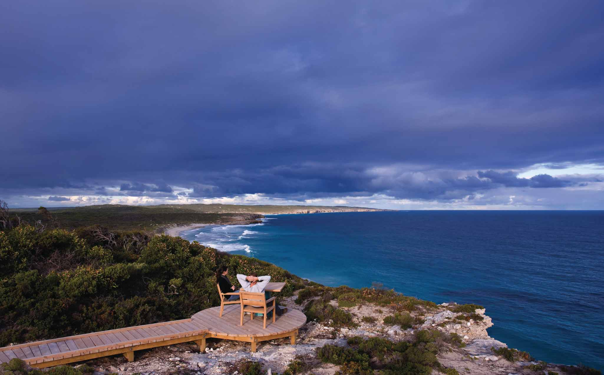Kangaroo Island Luxury Walk Southern Ocean Lodge