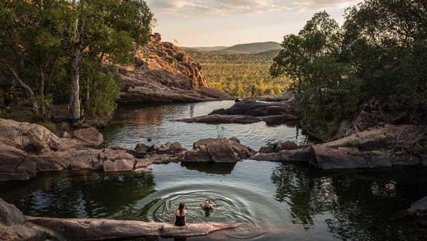 northern-territory-gunlom-falls-pool-falls