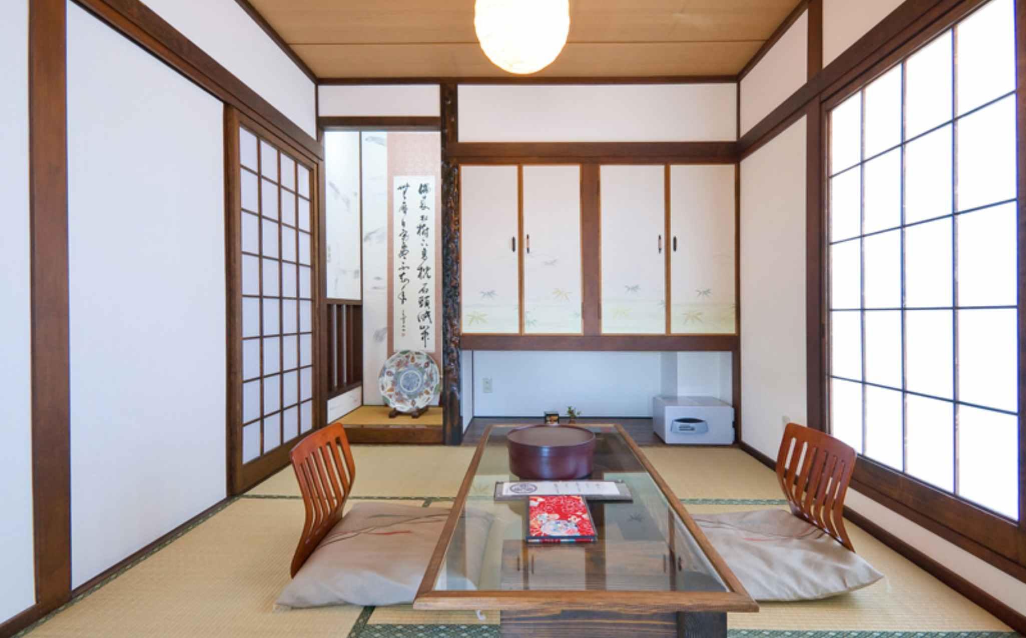 Fujimien Ryokan Room Interior