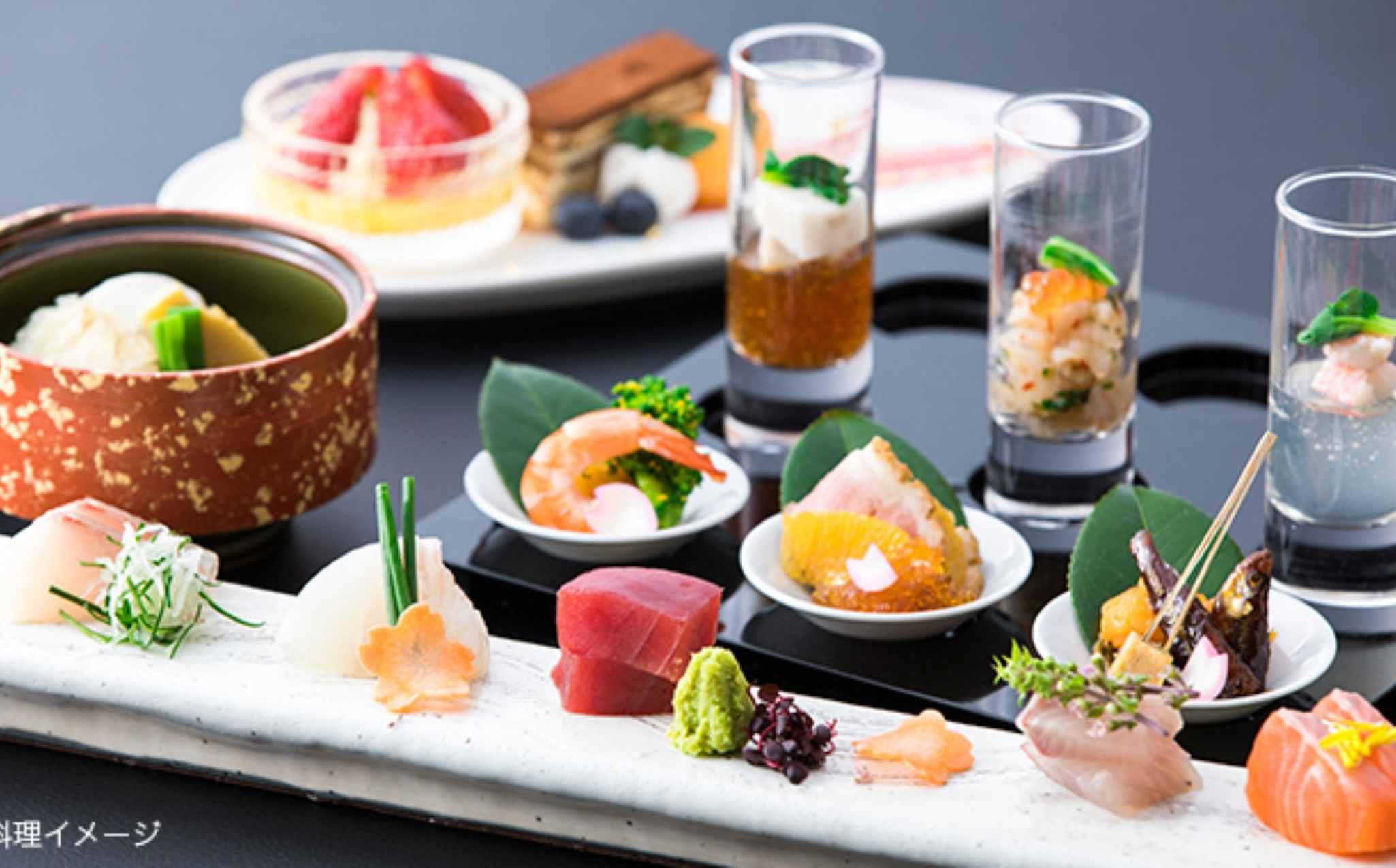 Konansou Ryokan Japanese Cuisine