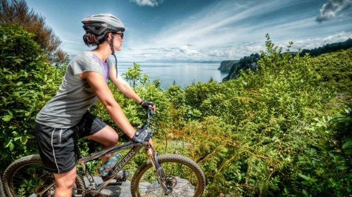 Taupo Great Lake Trail Cycling Tour