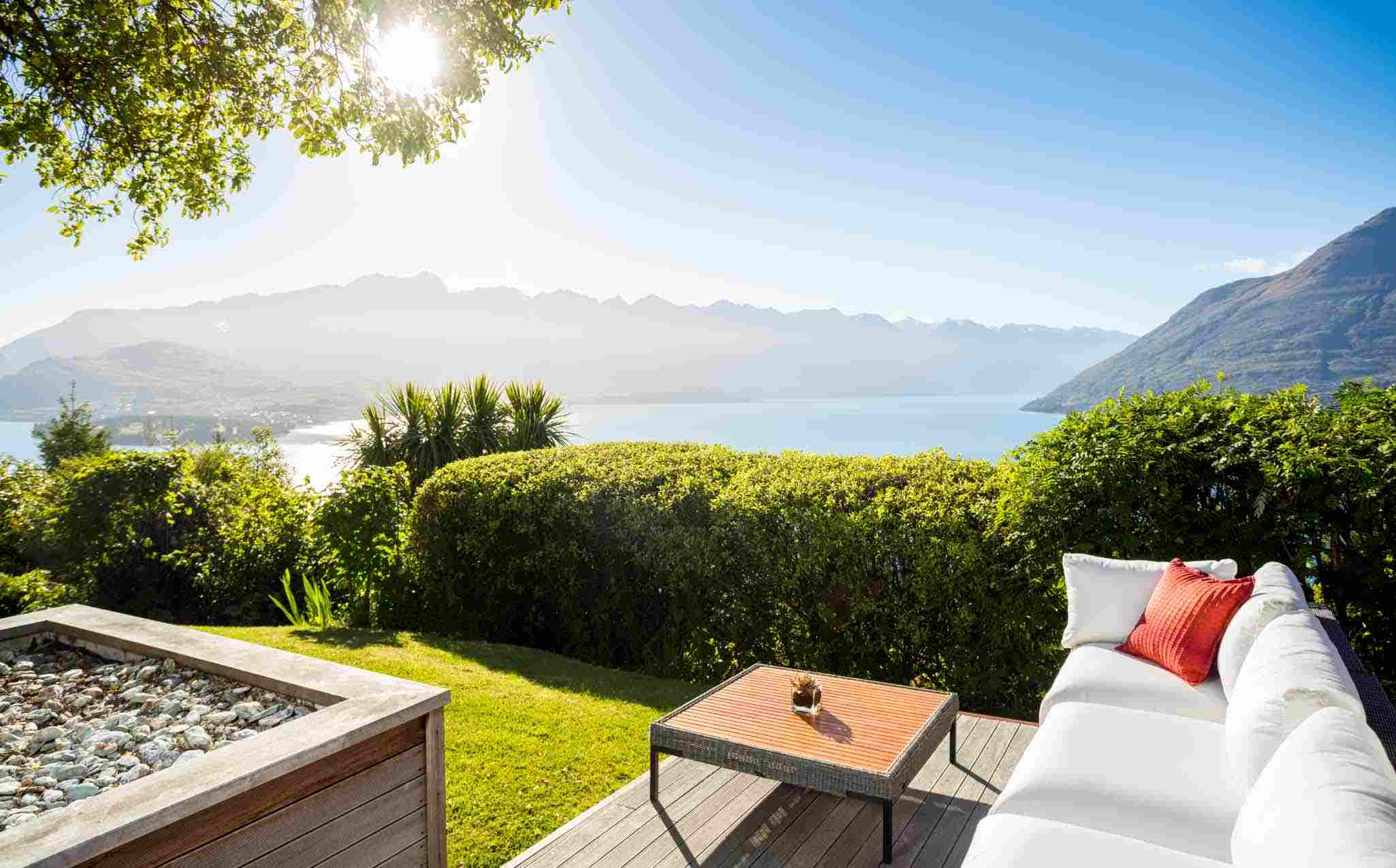 Azur Lodge Outdoor