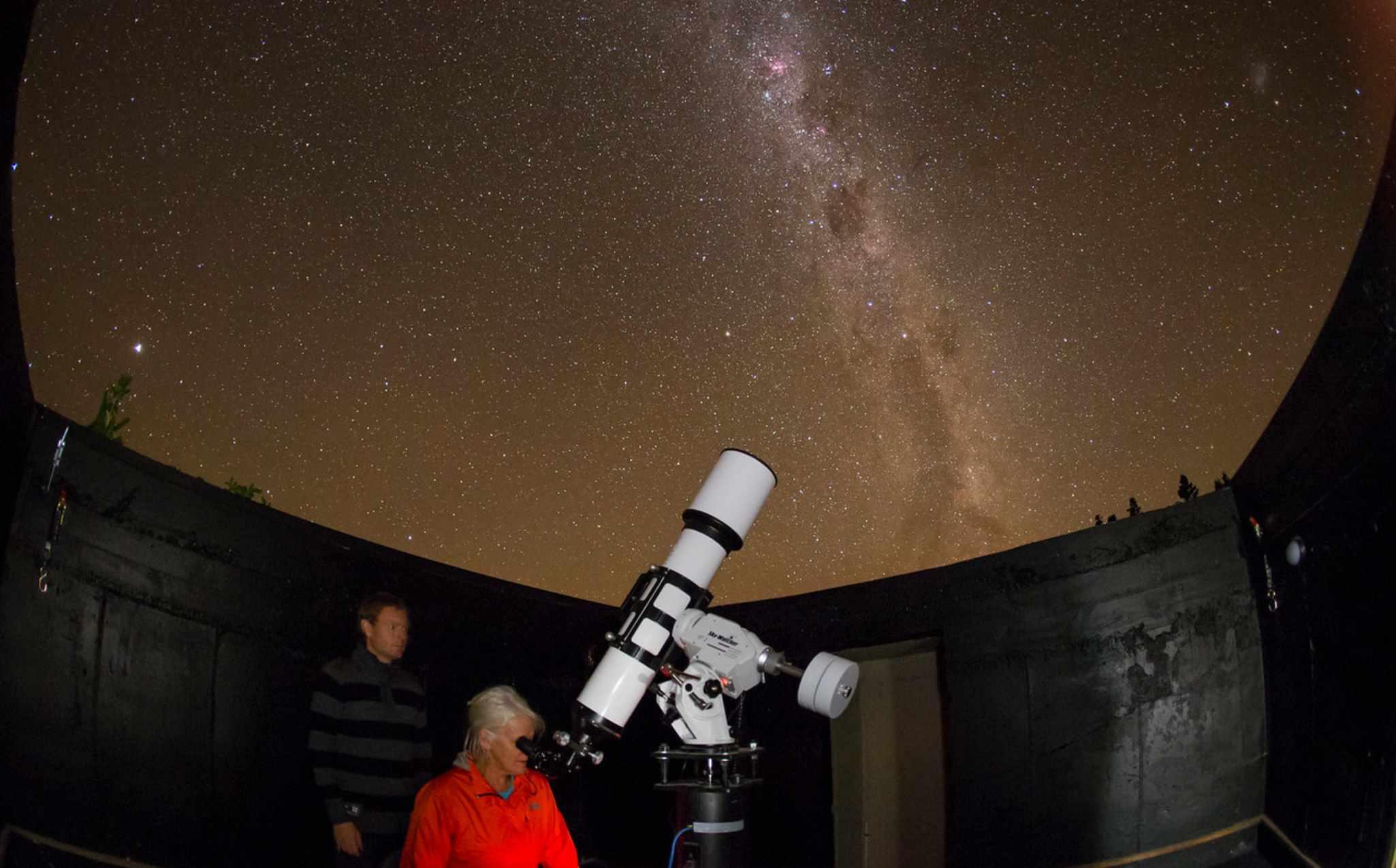 Mt Cook Hooker Valley Pukaki Observatory