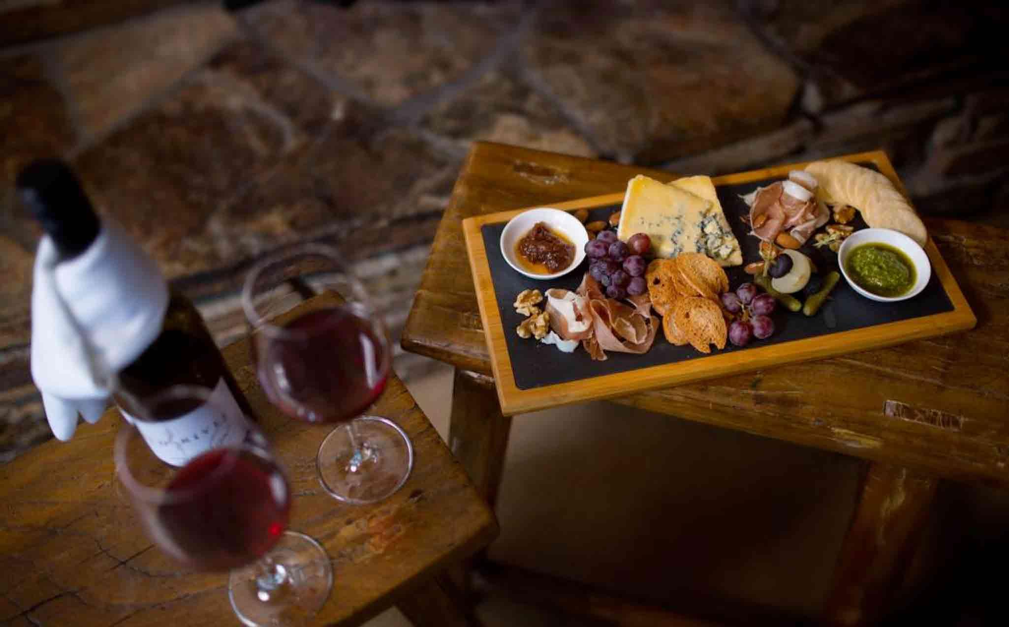 Hidden Lodge Antipasto Platter