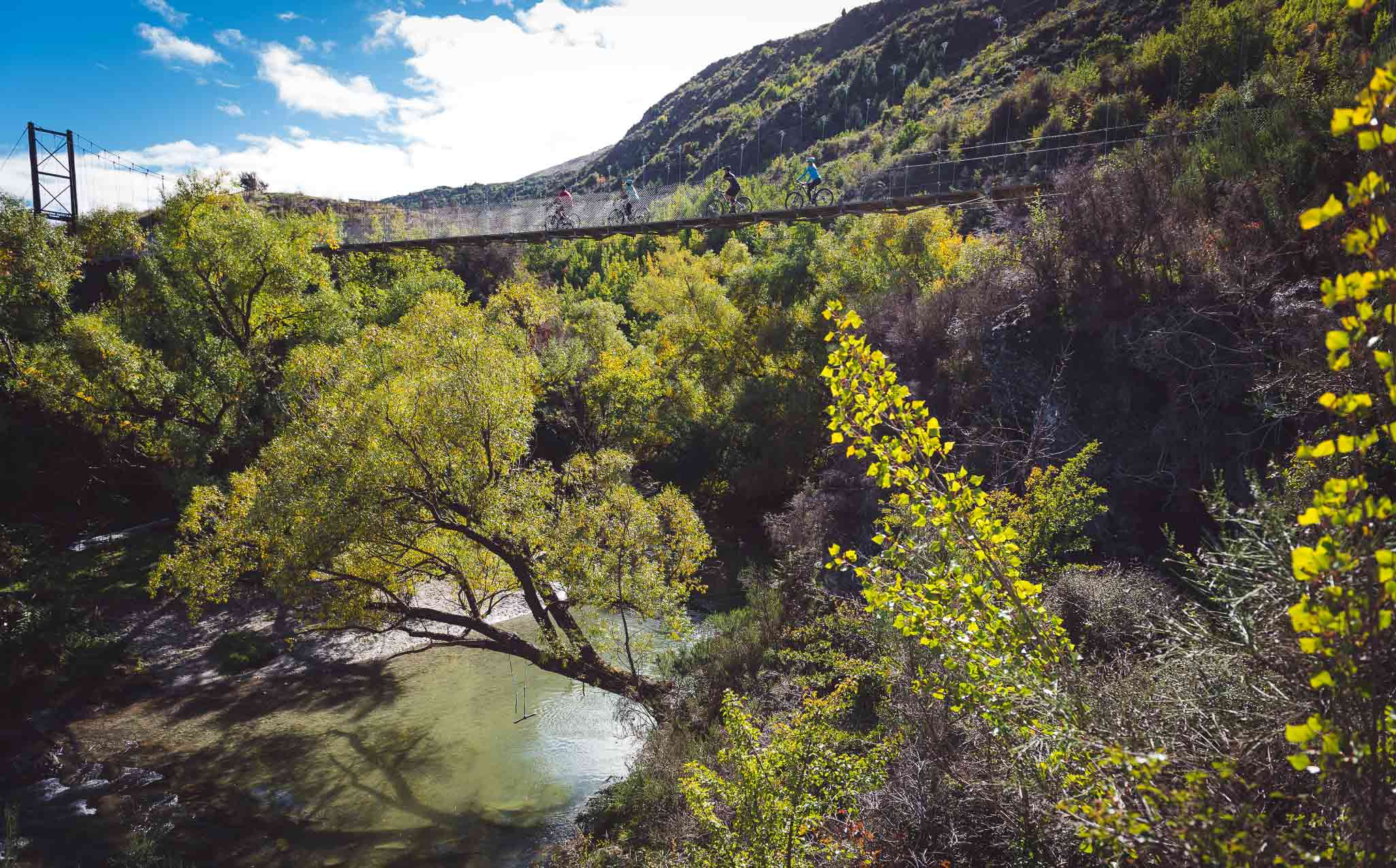 Queenstown Trail Cycling - Arrowtown