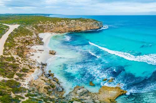 south-australia-kangaroo-island-pennington-bay-beach