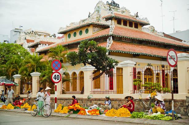 Aqua Mekong Luxury Cruise Excursion Vietnam Chau Doc