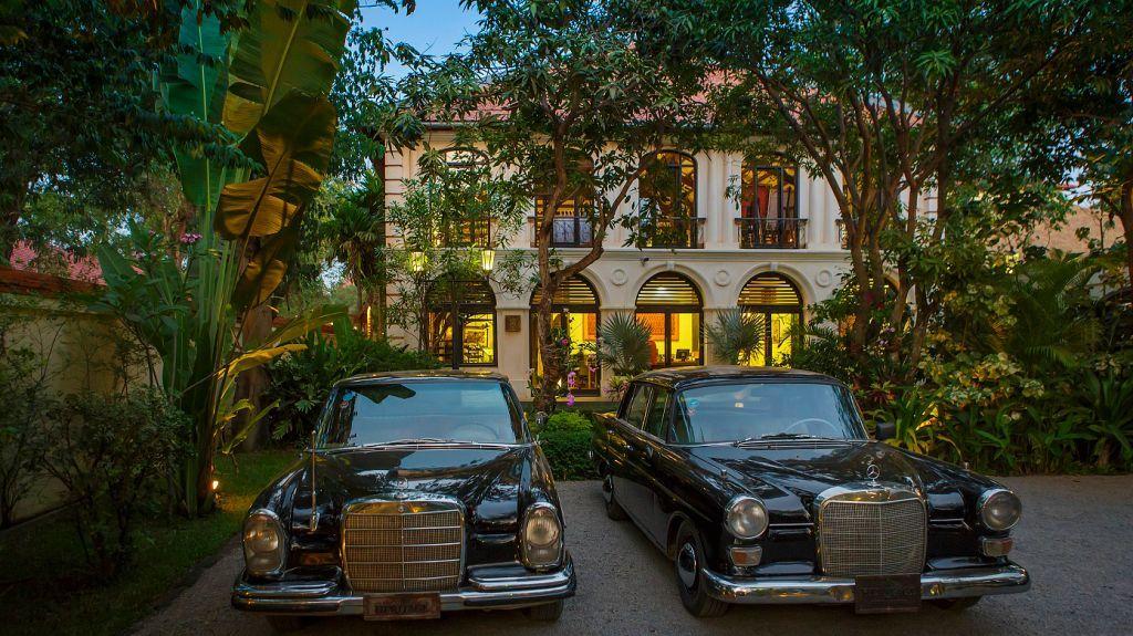Siem Reap Luxury 5 Star Hotel
