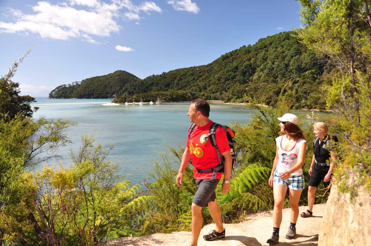 Abel Tasman Walking Tour