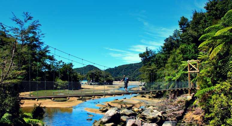 Abel Tasman Coast Track Walk
