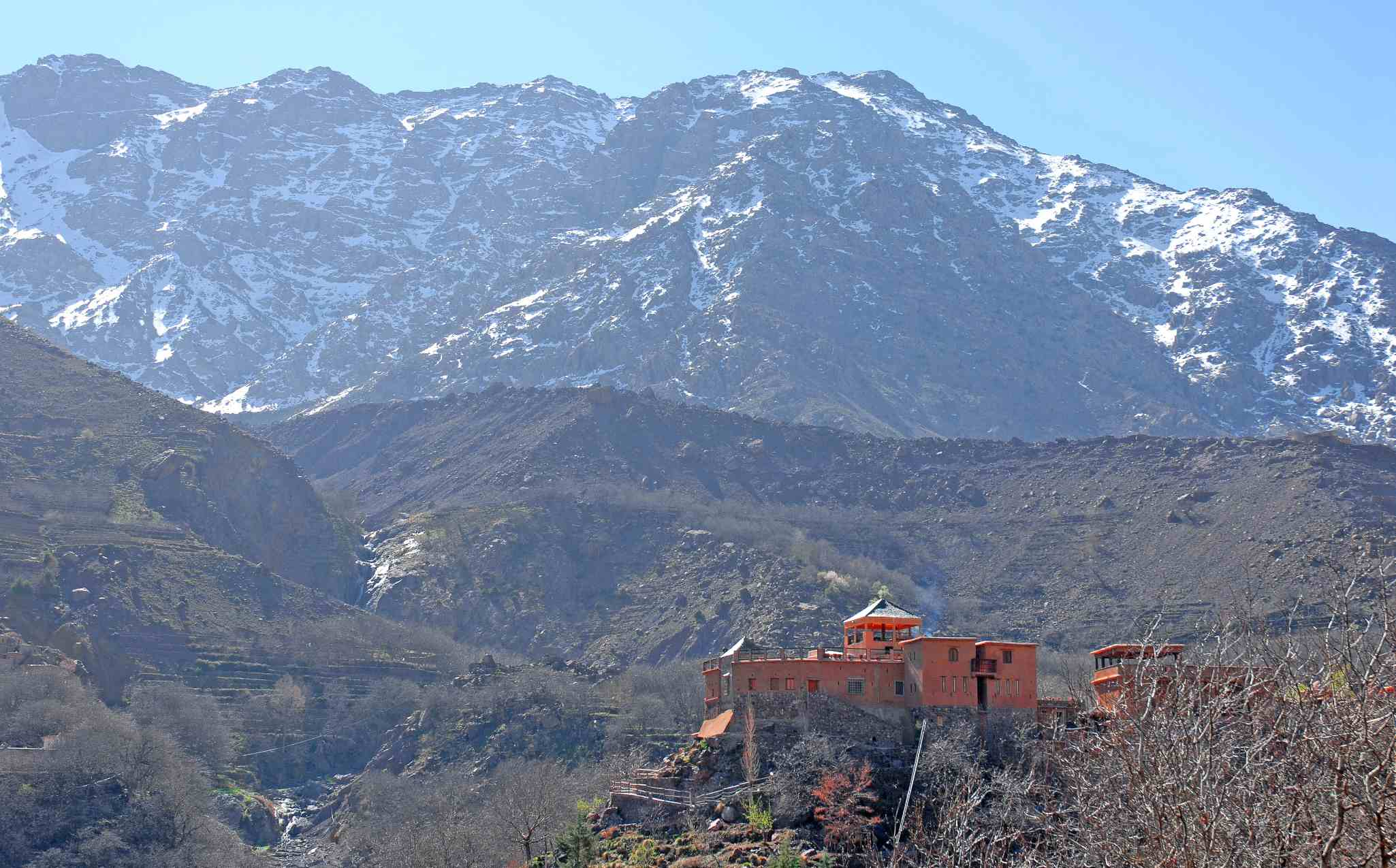 Toubkal Hike