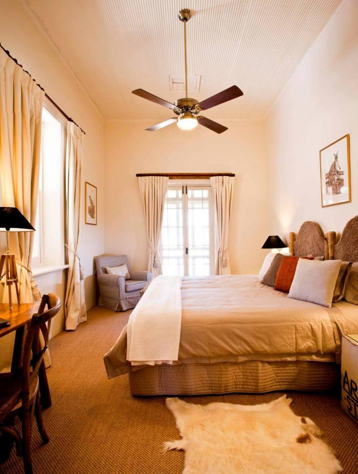 Flinders Ranges Luxury Outback Walk Homestead Bedroom