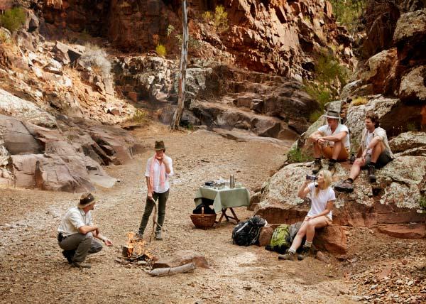 Flinders Ranges Luxury Outback Walk