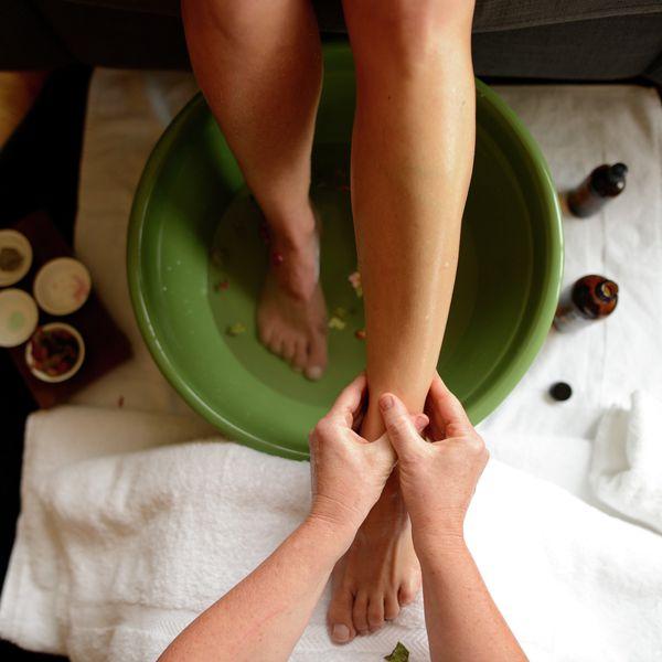 Bay of Fires Lodge Spa Miji Jina Foot Treatment