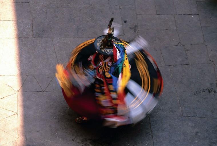 Bhuthan Luxury Holiday Bhutanese Dancers