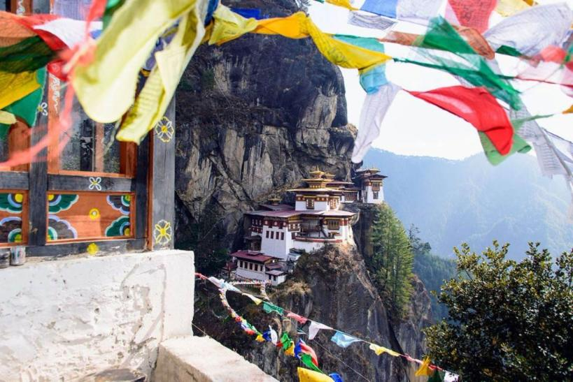 Bhutan Trekking Tiger's Nest