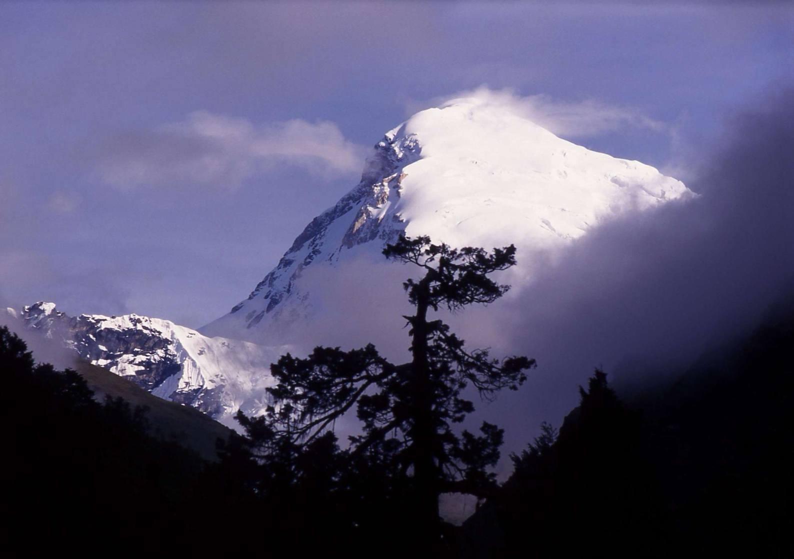 Bhutan Trekking Mt. Jhomolhari