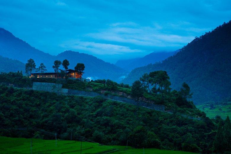 Bhutan Luxury Holiday COMO Uma Punakha