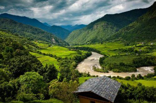 Como-Uma-Punakha-Valley-View