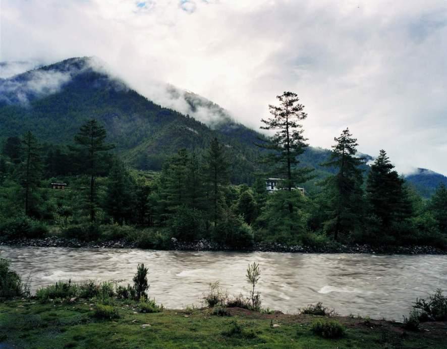 Bhutan Luxury Trekking Chhu River