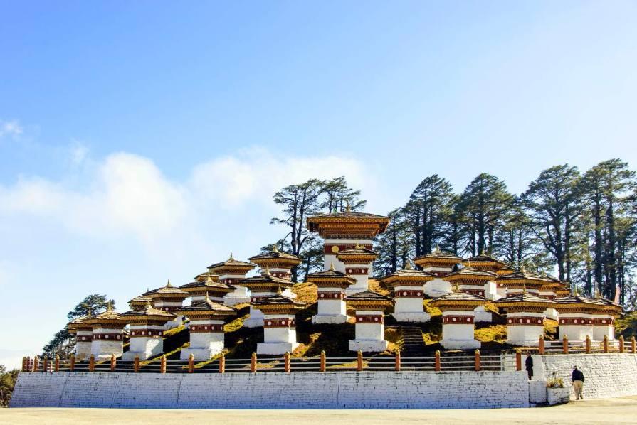 Bhutan Trekking Dochu La Pass