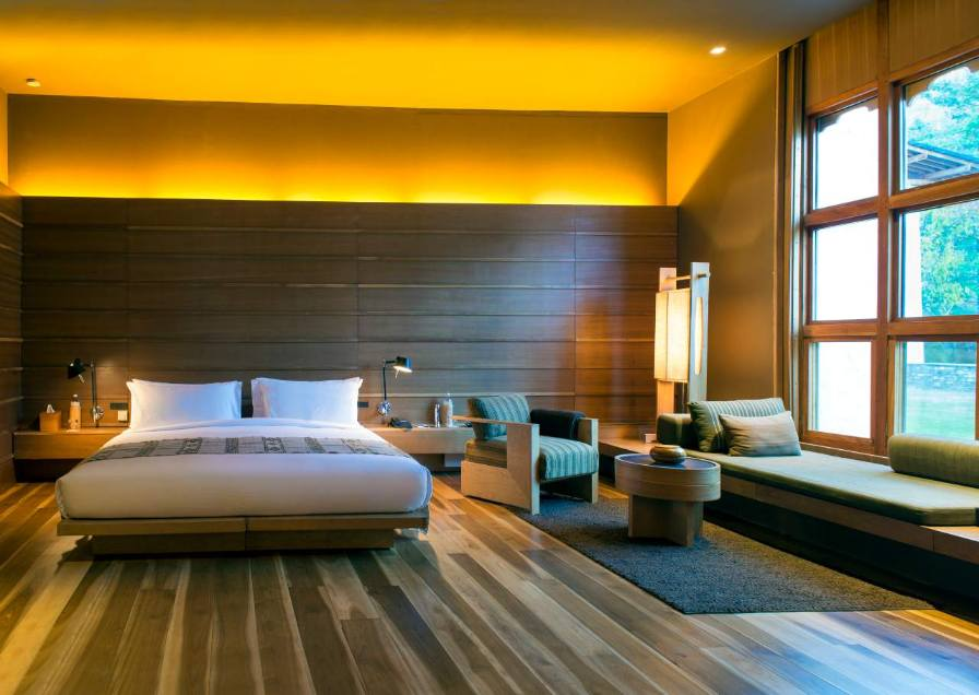 Bhutan Luxury Holiday Amankora Thimphu Lodge Suite