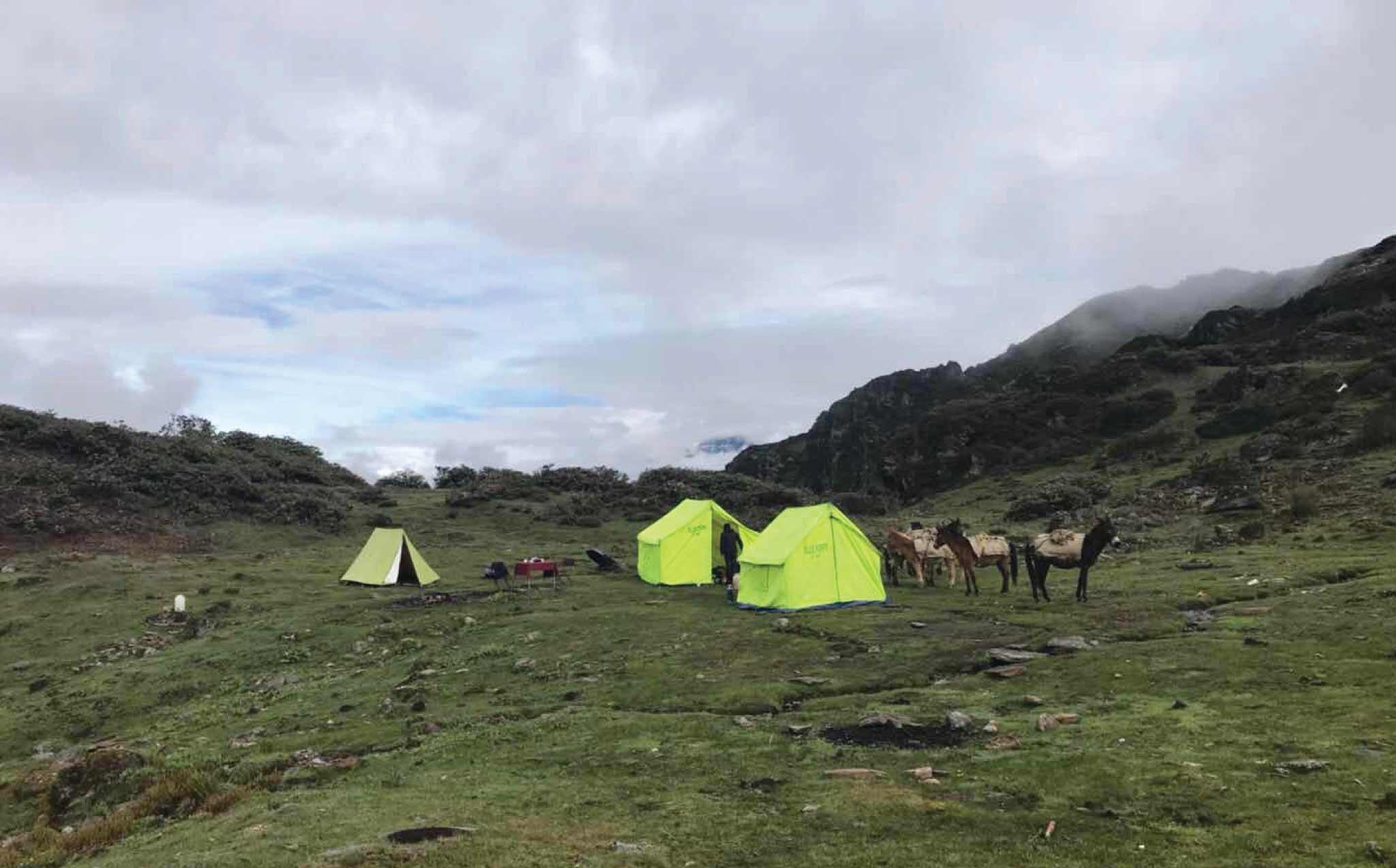 Bhutan Trekking Druk Path Trek