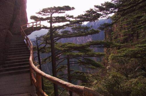 yellow-mountain-West-Sea-Canyon-trek