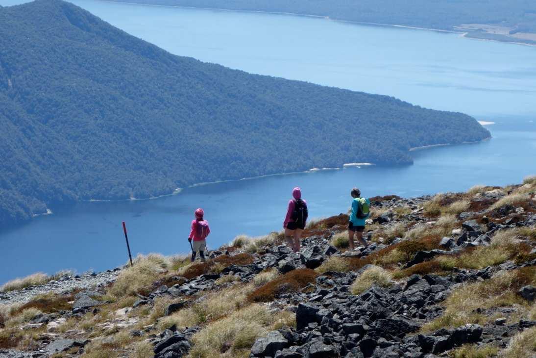 Fiordland Walk mountain