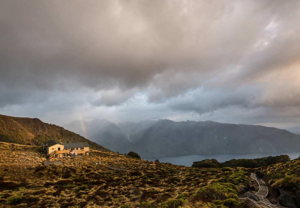 Fiordland Kepler Heli Hike
