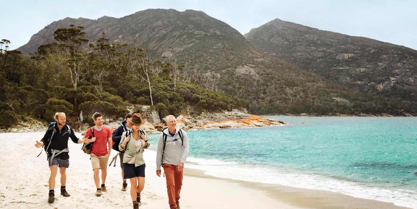 Freycinet National Park Walking Tour