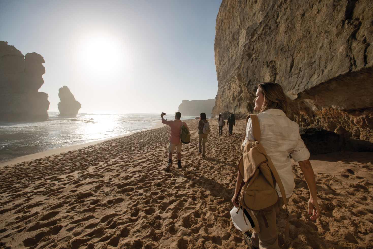 Great Ocean Walk 12 Apostle beach