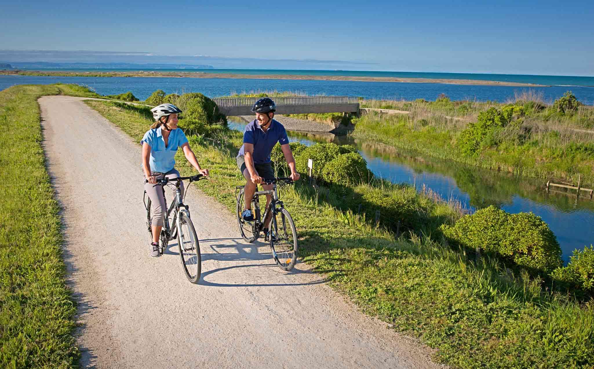 New Zealand Hawkes Bay Trails Cycling Tuki