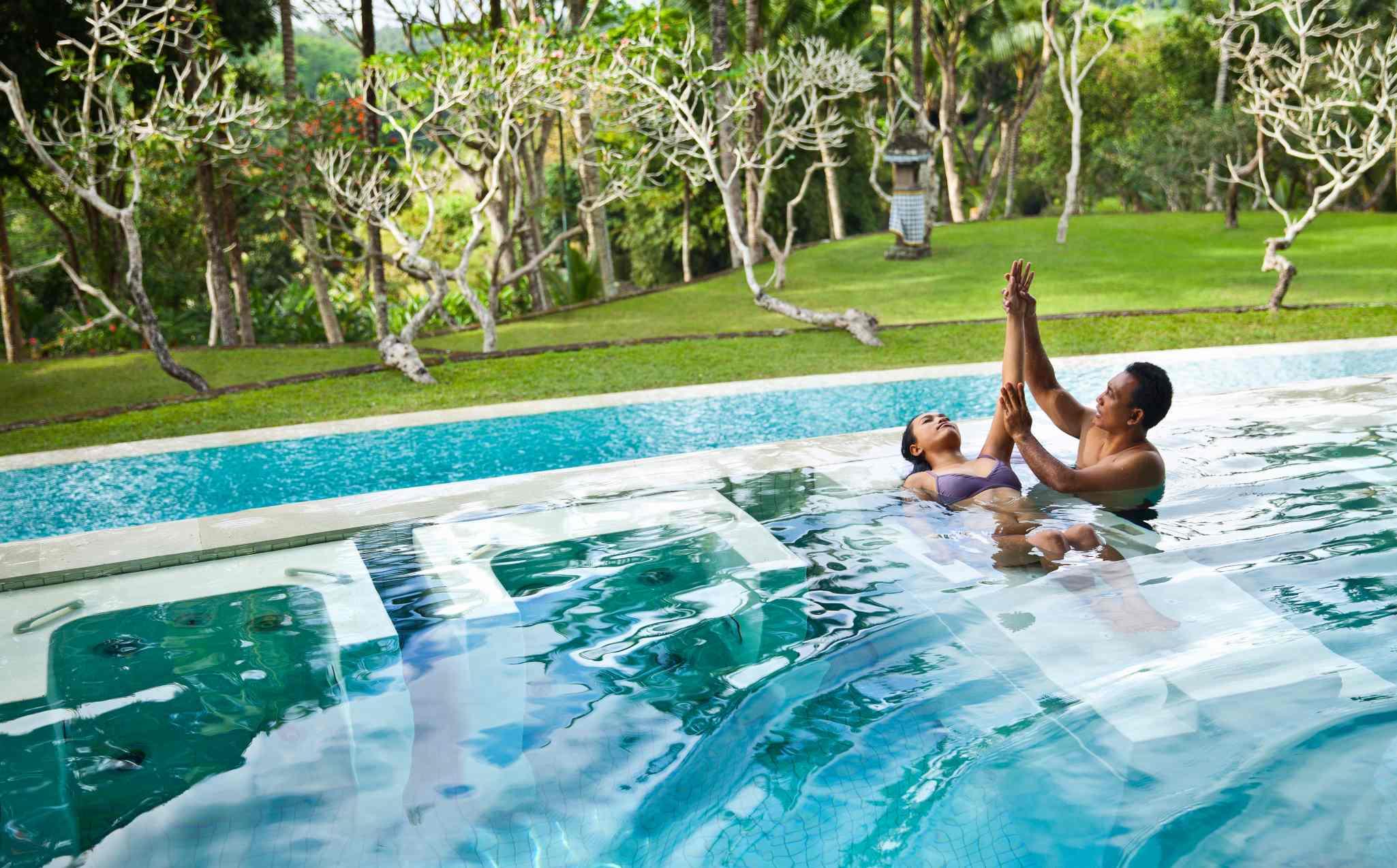 Como Shambhala Estate Water Stretch