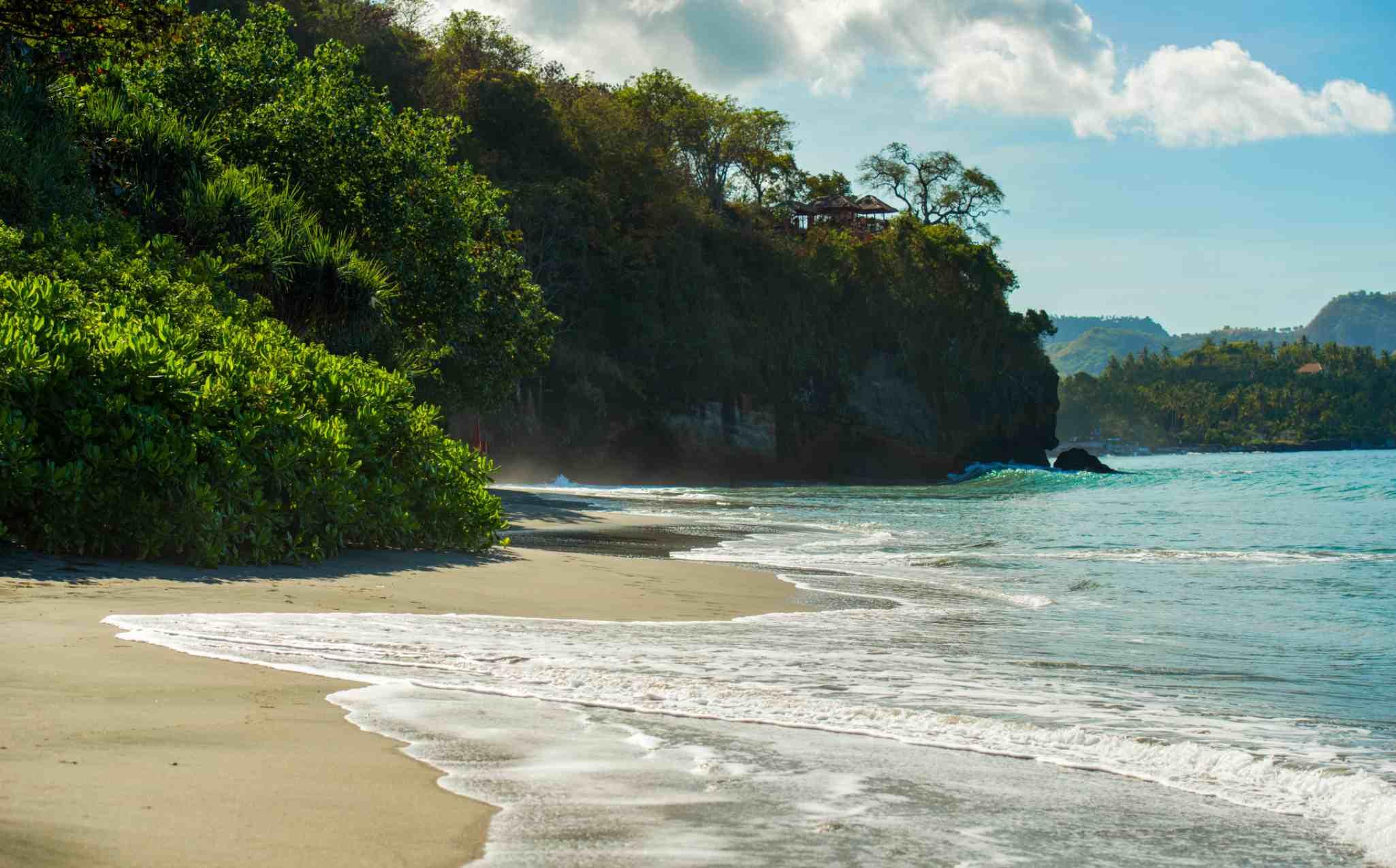 East Bali Beach