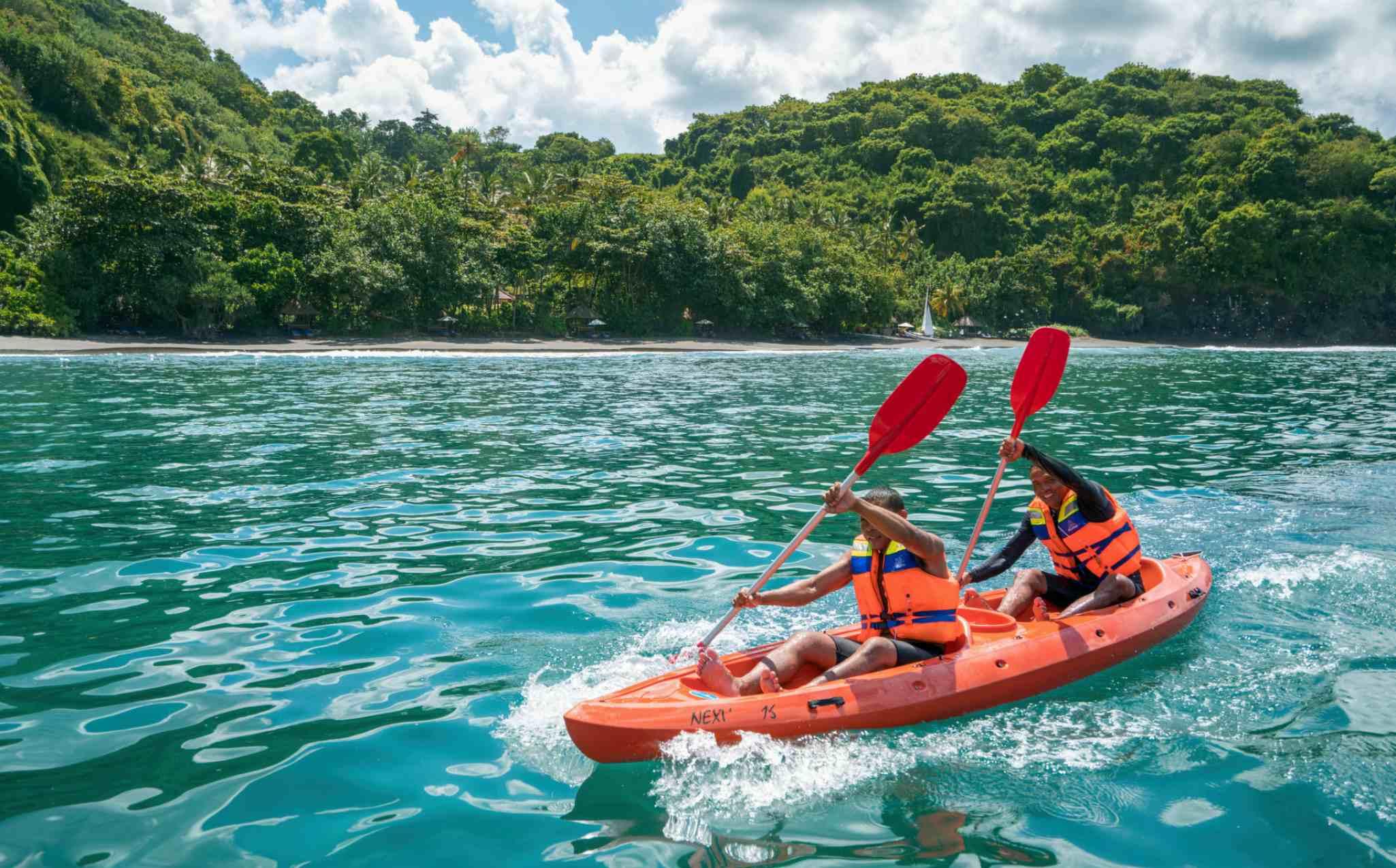 East Bali Rafting