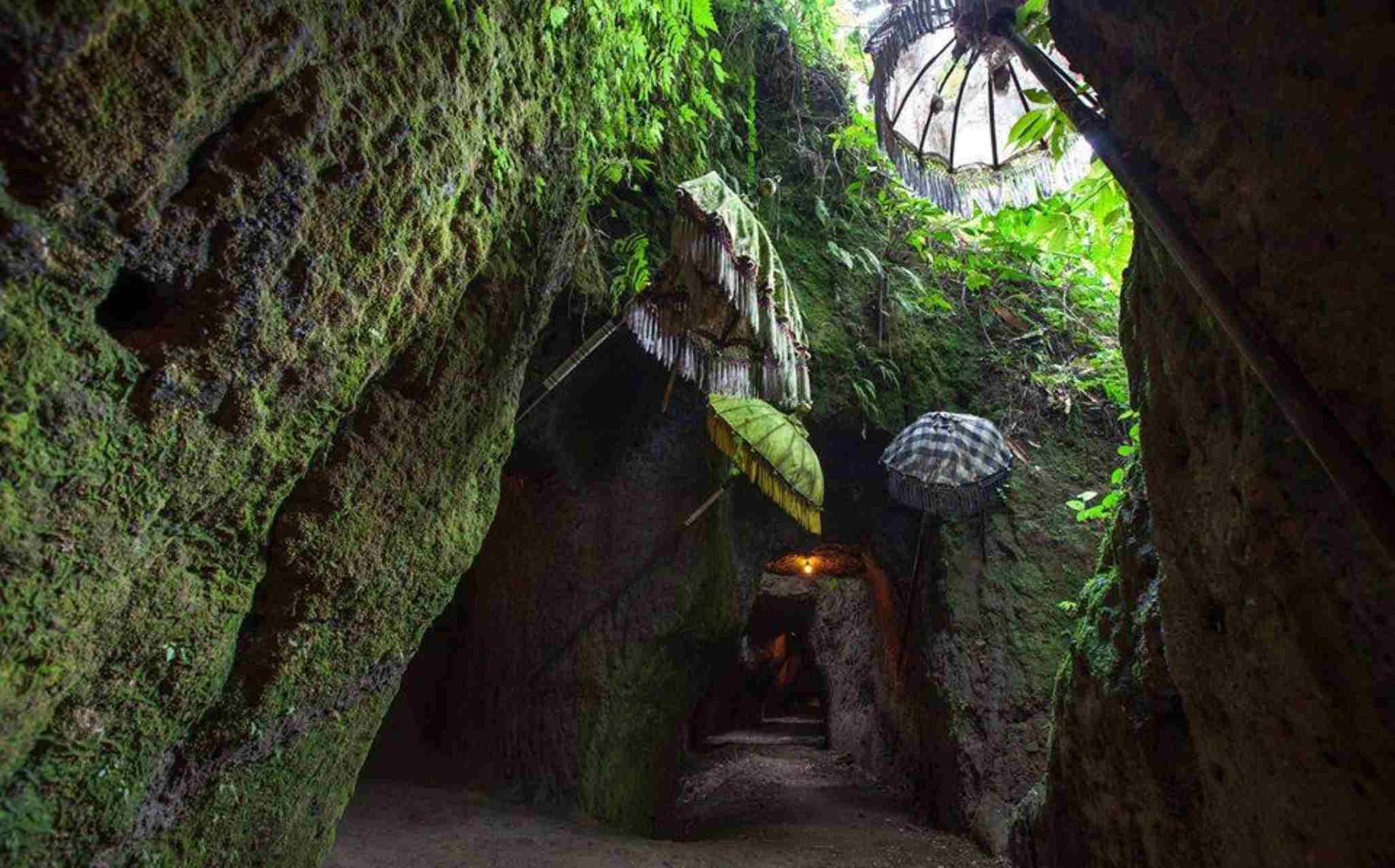 Goa Maya Cave