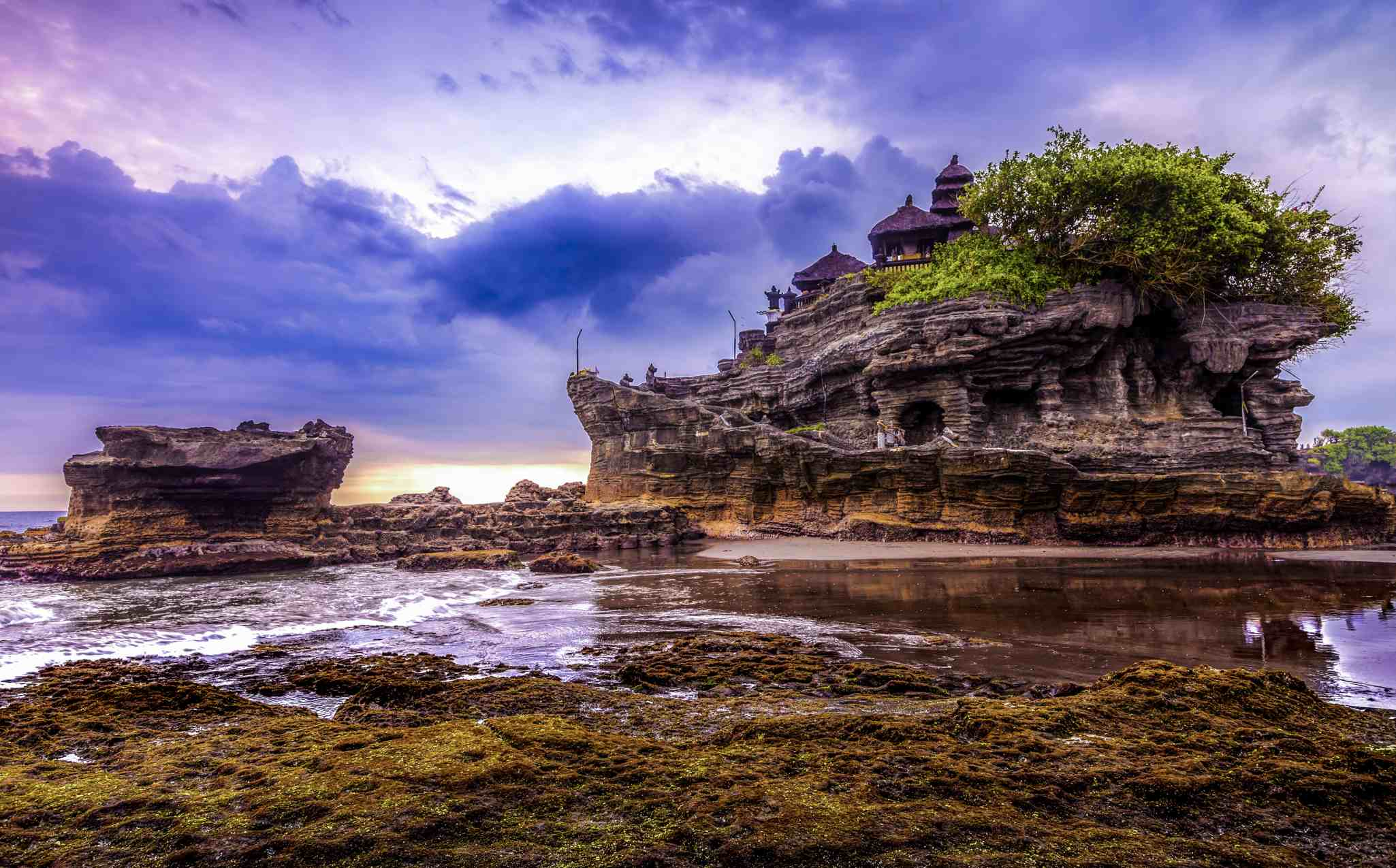 Temple of Tanah Lot