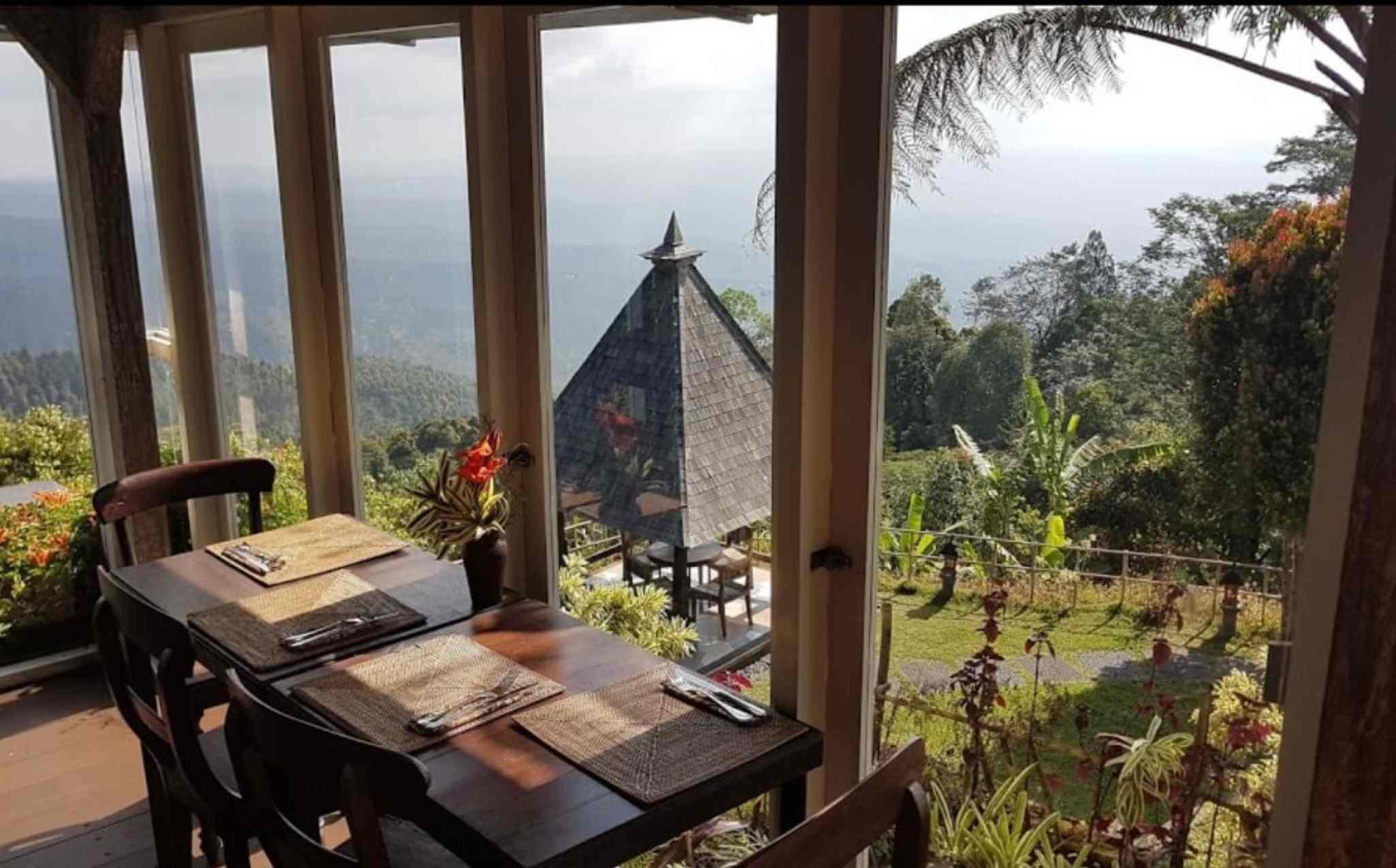 The View Munduk