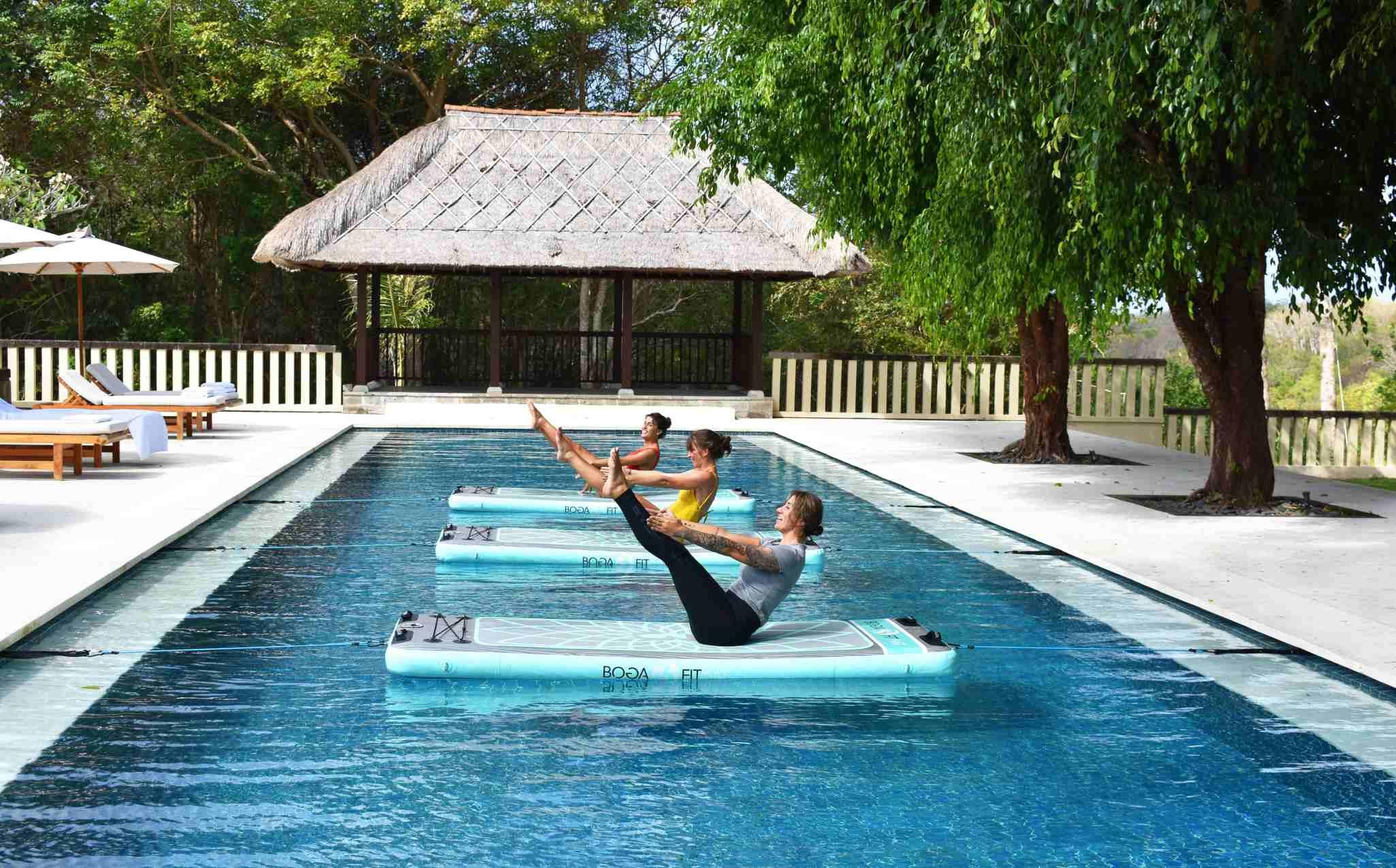 Moveo Aqua Yoga